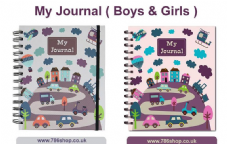My Muslim Journal Boys & Girls ( Ramadan & Eid Gifts For Childrens ) Islamic NEW